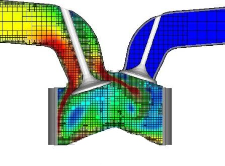 CFD Modeling of IC Engines - CFD Flow Engineering