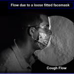 Cough Flow visualization